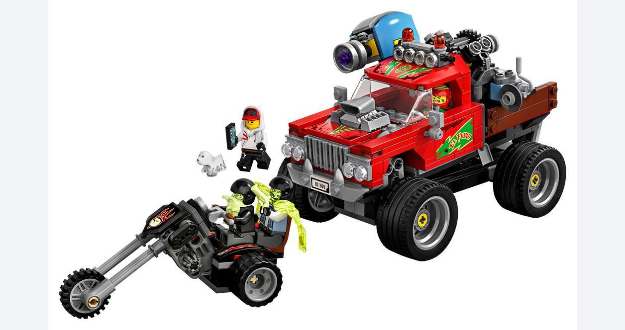 LEGO Hidden Side El Fuego's Stunt Truck 70421