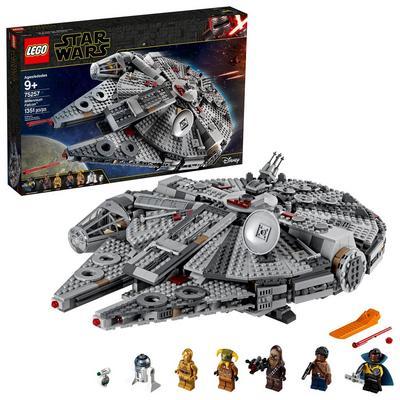 LEGO Star Wars Episode IX: The Rise of Skywalker Millennium Falcon 75257
