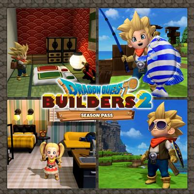 Dragon Quest Builders 2 and Season Pass
