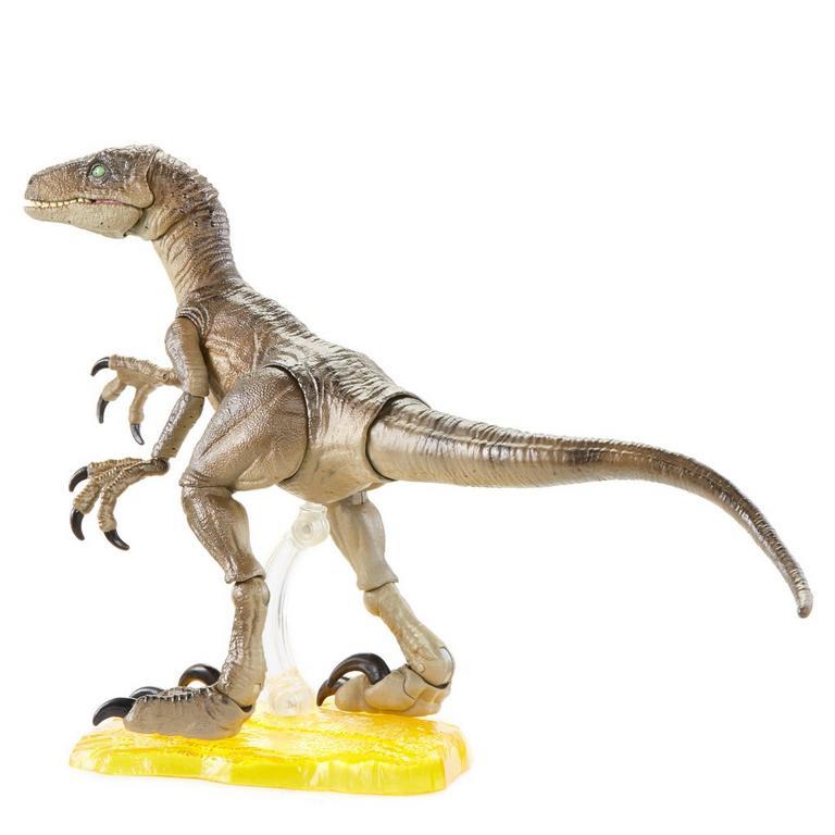 Jurassic World Velociraptor Amber Collection Action Figure