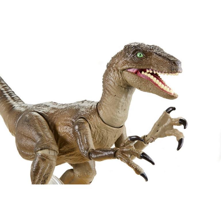 Jurassic World Amber Line Velociraptor Figure