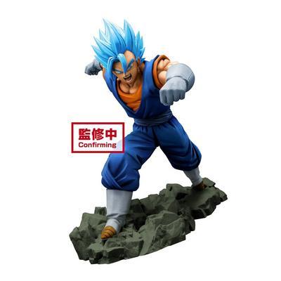 Dragon Ball Z Dokkan Battle Super Saiyan God Super Saiyan Vegito Collab Statue