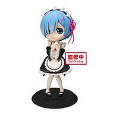 Re:Zero Starting Life in Another World Rem Version A Q posket