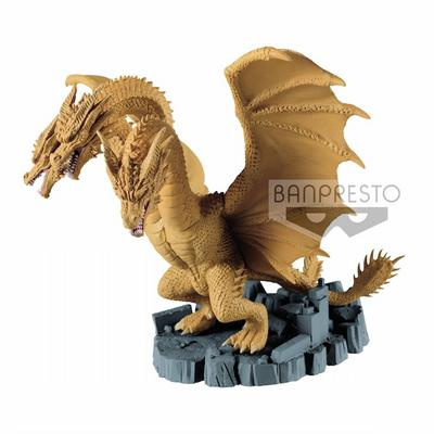 Godzilla: King of the Monsters King Ghidorah Deforume Figure