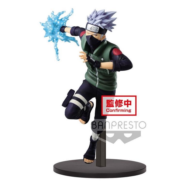 Naruto Shippuden Hatake Kakashi Vibration Stars Prize Figure