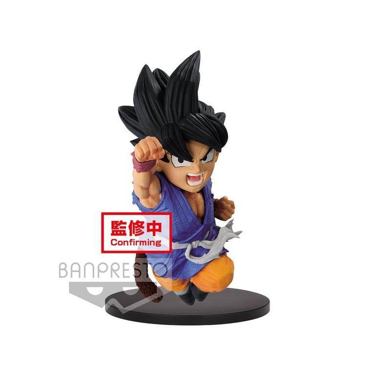 Dragon Ball GT Wrath of the Dragon Goku Figure