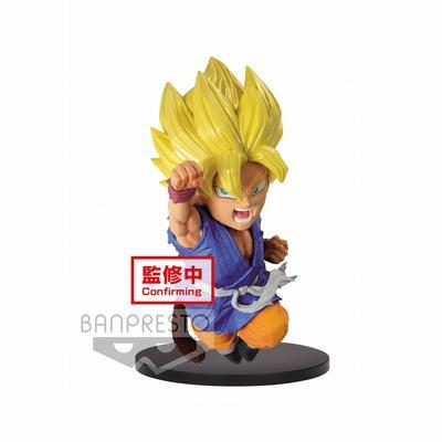 Dragon Ball GT Wrath of the Dragon Super Saiyan Goku Figure