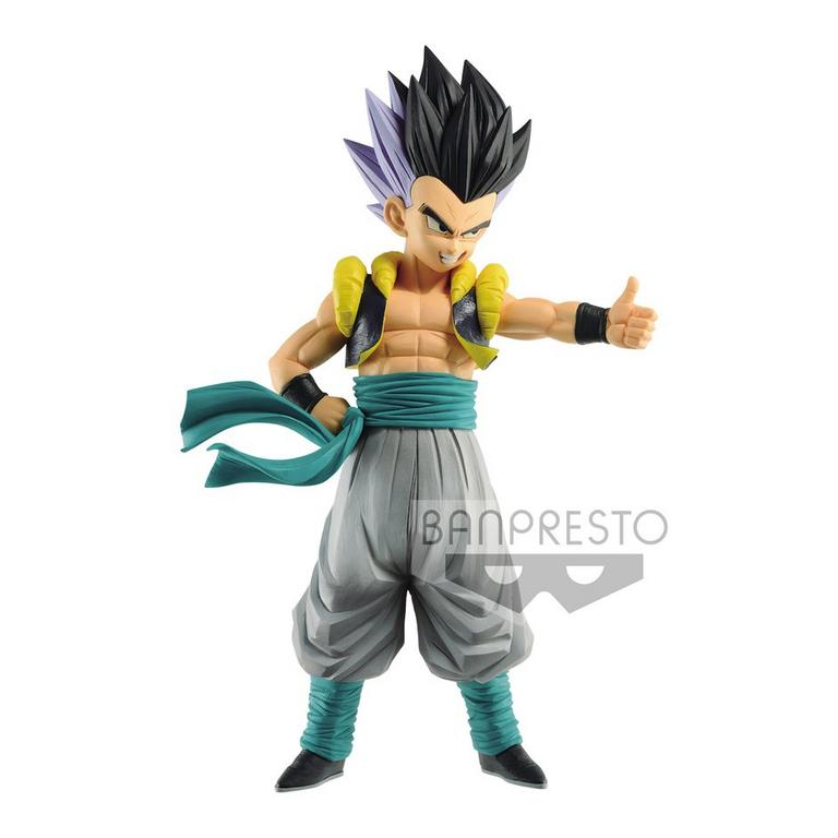 Dragon Ball Z Gotenks Resolution of Soldiers Grandista Statue