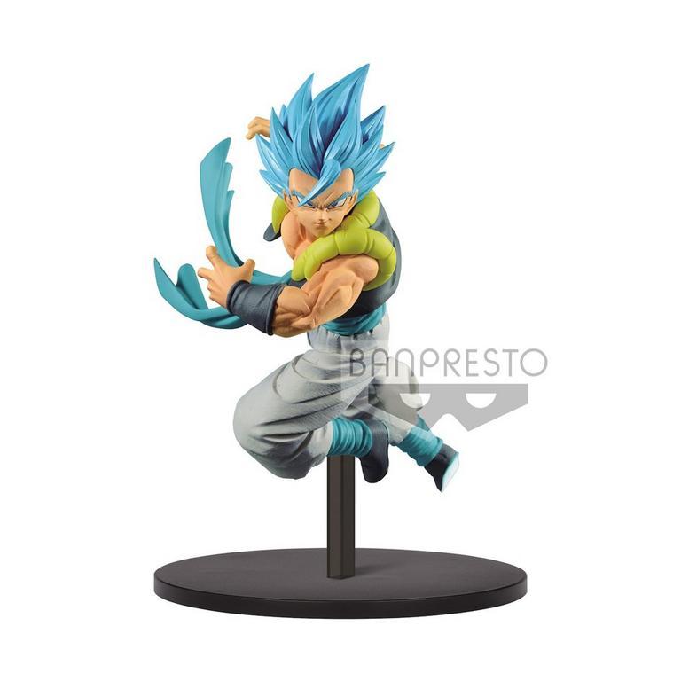 Dragon Ball Super Super Saiyan God Super Saiyan Gogeta Chosenshiretsuden Volume 5 Statue