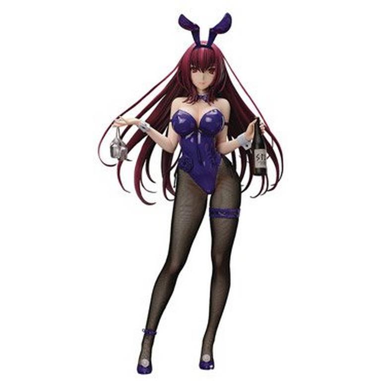 Fate Grand Order: Scathach Sashi Ugatsu Bunny Version Action Figure