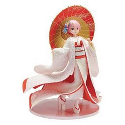 Re: Zero Starting Life in Another World Ram Shiromuku Figure