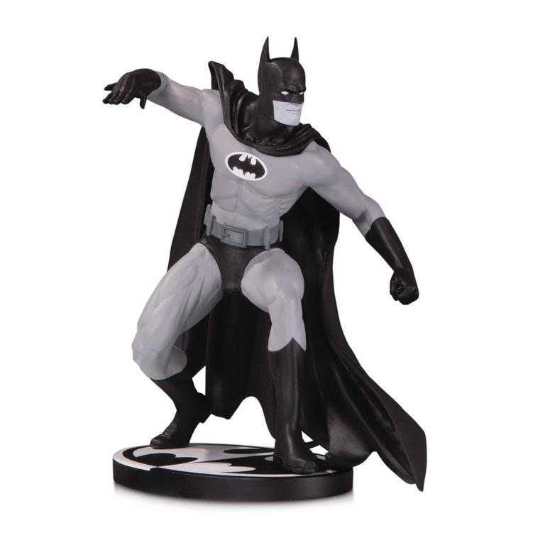 Batman Black and White by Gene Colan Statue