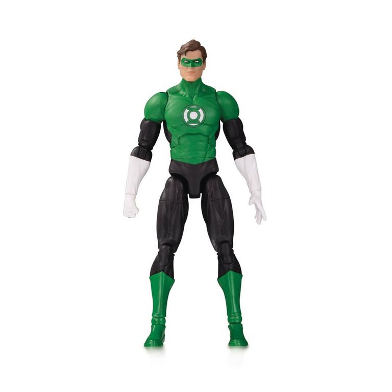 Green Lantern Hal Jordan DC Essentials Action Figure