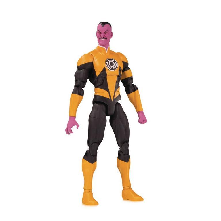 DC Essentials Sinestro Figure