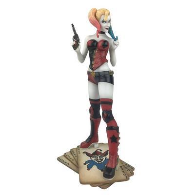 DC Gallery Harley Quinn Rebirth Statue