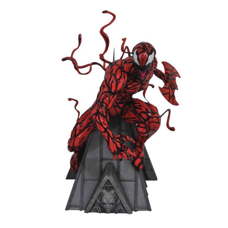 Spider-Man Carnage Marvel Premier Statue