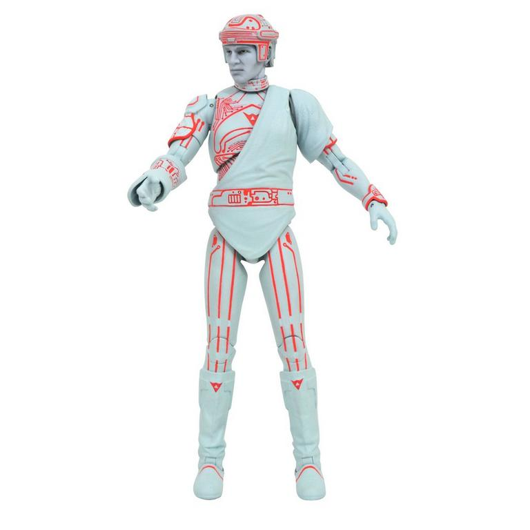 Tron Select Series 1 Infiltrator Flynn Action Figure
