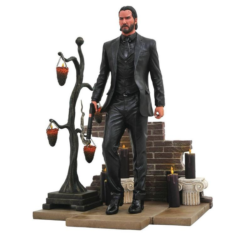 John Wick Chapter 2 John Wick Figure