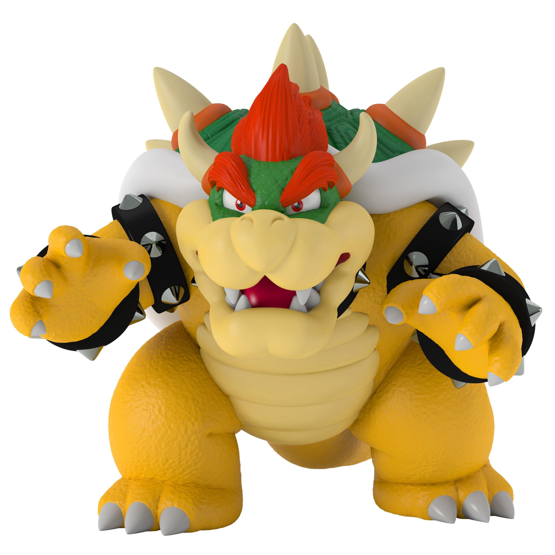 Super Mario Bros Bowser Hallmark Keepsake Ornament Gamestop