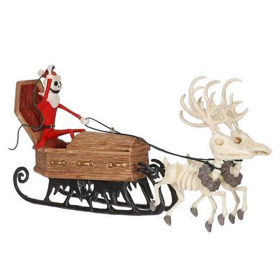 The Nightmare Before Christmas Sleigh Hallmark Keepsake Ornament