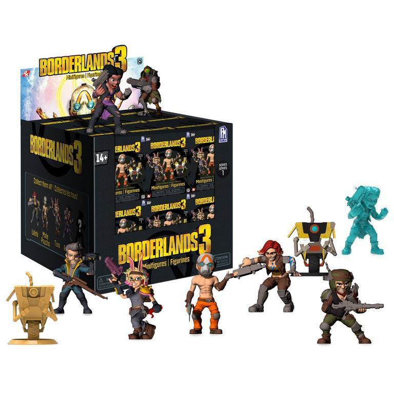 Borderlands 3 Series 1 Blind Box Minfigure
