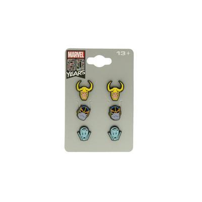 Marvel Earrings 3 Pack