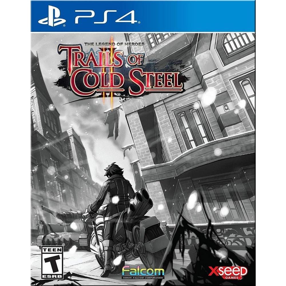 The Legend of Heroes: Trails of Cold Steel II Relentless Edition   GameStop