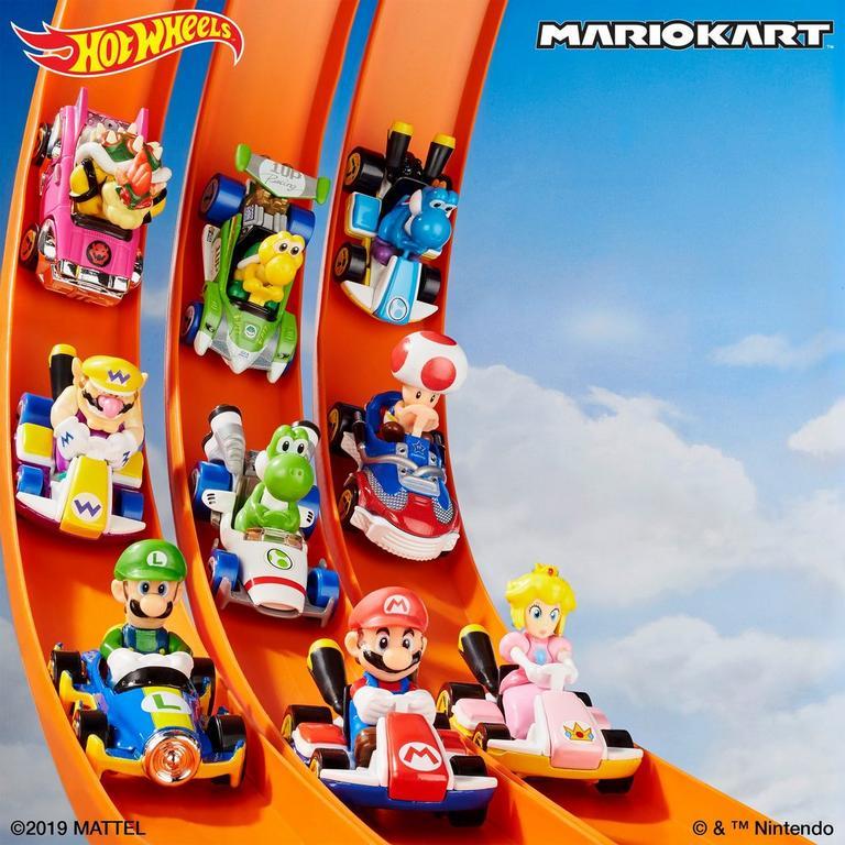 Hot Wheels Mario Kart (Assortment)