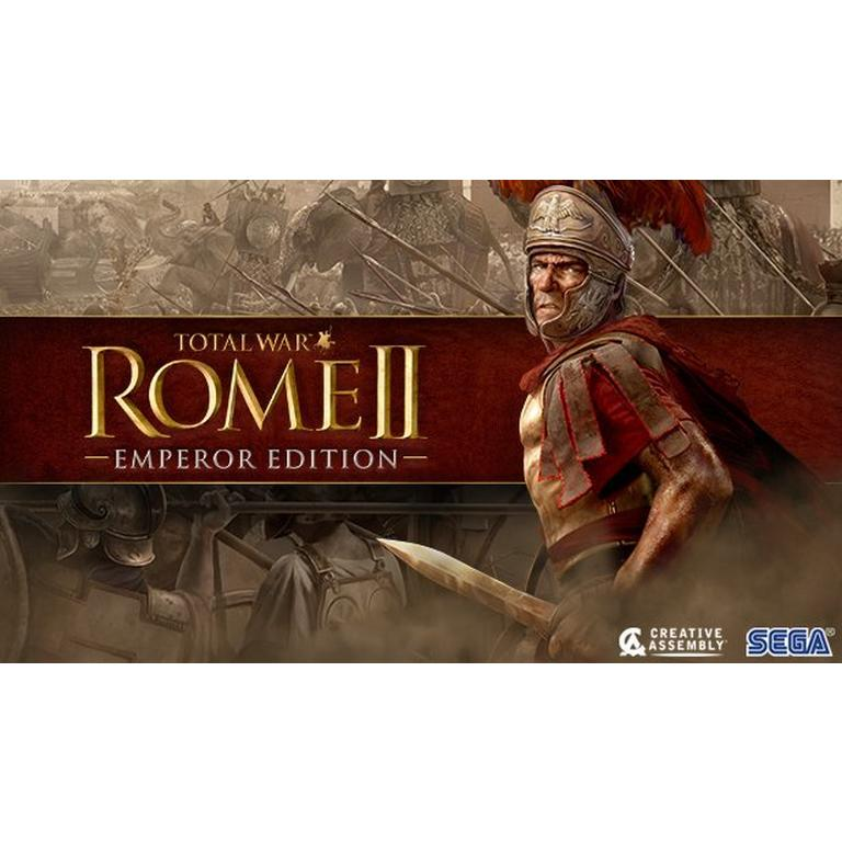 Total War: ROME II Emperor Edition