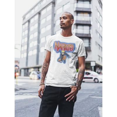 Naruto Graffiti T-Shirt