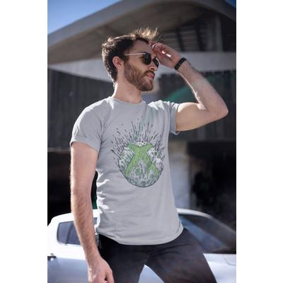 Xbox Exploding Logo T-Shirt