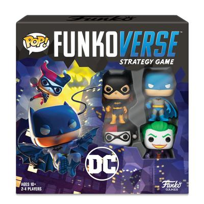 Funkoverse Strategy Game - DC 100