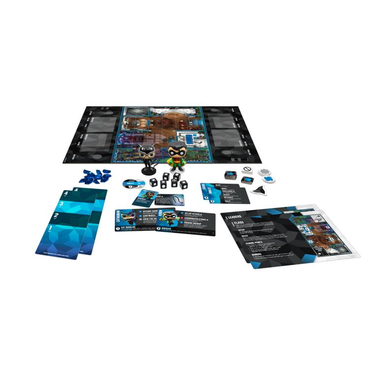 Funkoverse Strategy Game - DC 101