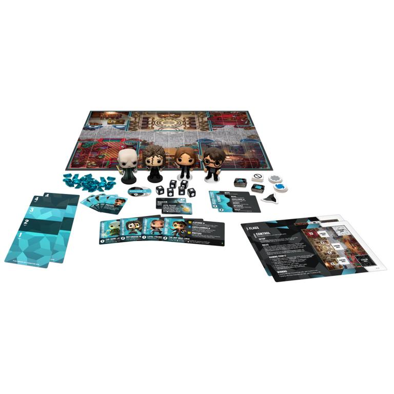 Funkoverse Strategy Game Harry Potter 100