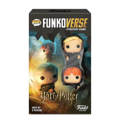 Funkoverse Strategy Game Harry Potter 101