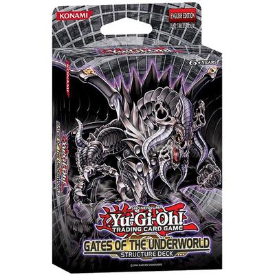 Yu-Gi-Oh! Gates of the Underworld Structure Deck