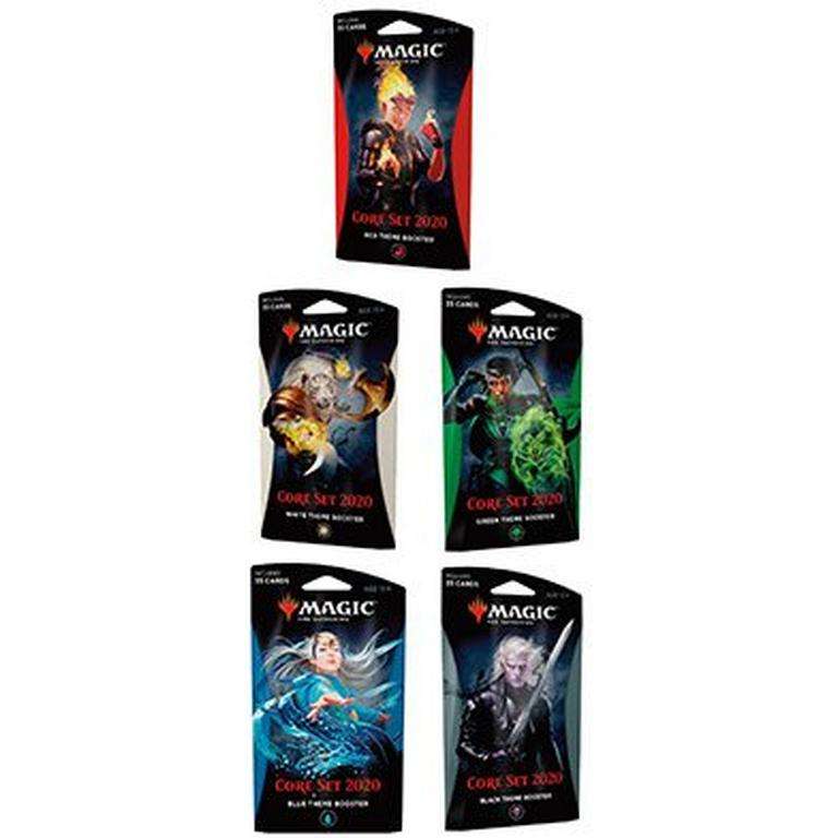 Magic: The Gathering Core Set 2020 Theme Booster Pack (Assortment)
