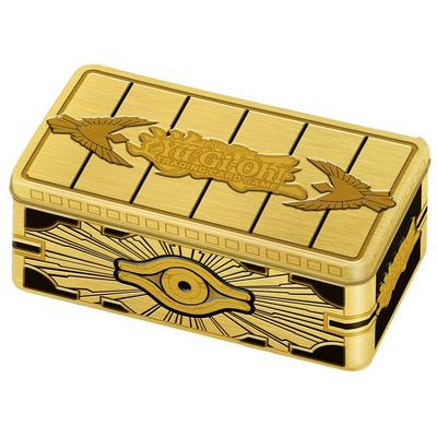 Yu-Gi-Oh! Trading Card Game Gold Sarcophagus Tin