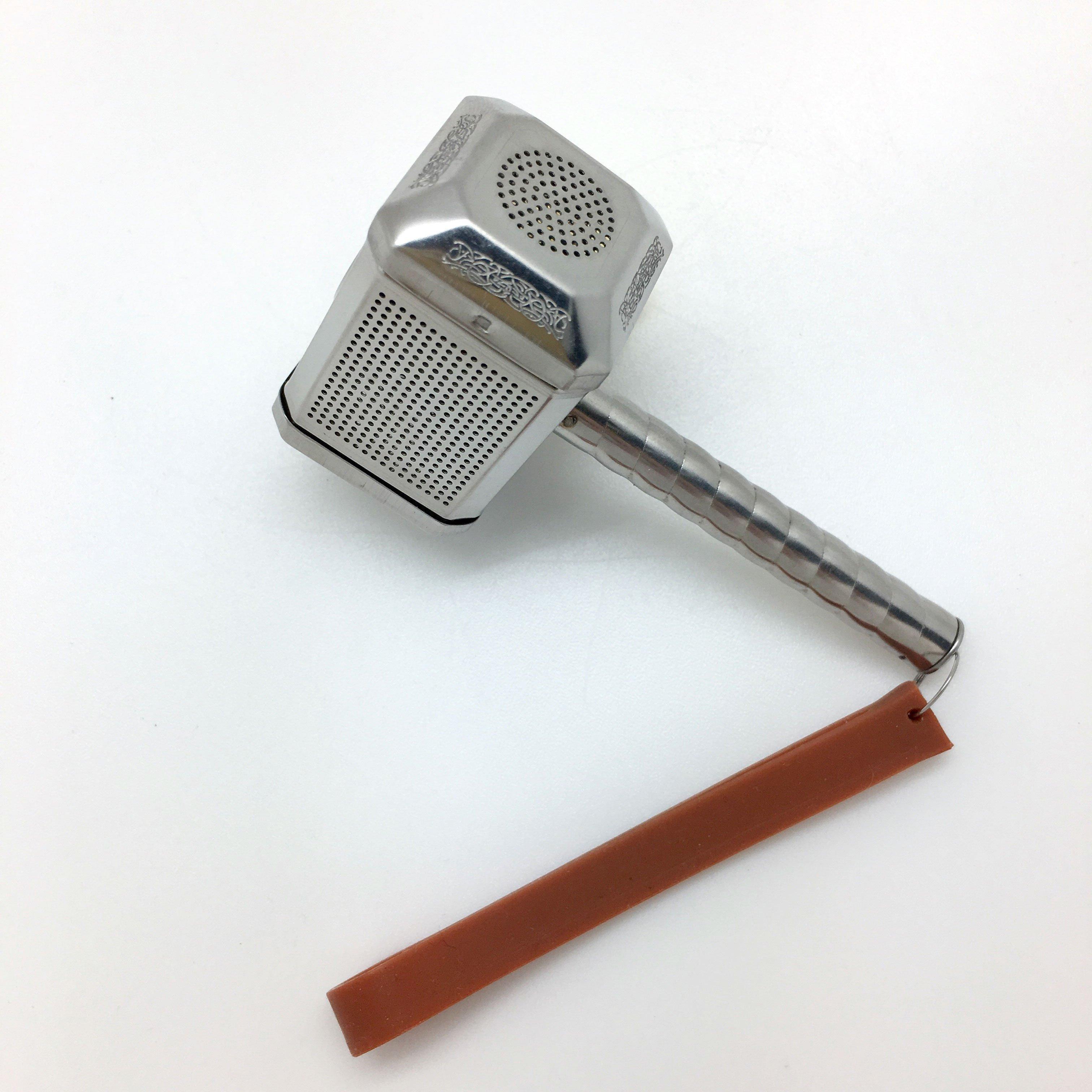 Thor S Hammer Mjolnir Tea Infuser Gamestop