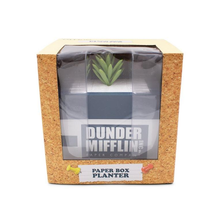 The Office Paper Box Planter