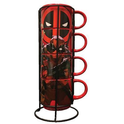 Deadpool Mug Gift Set
