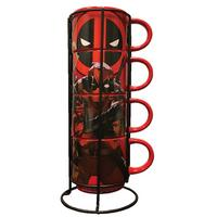Deals on ThinkGeek Deadpool Mug Gift Set
