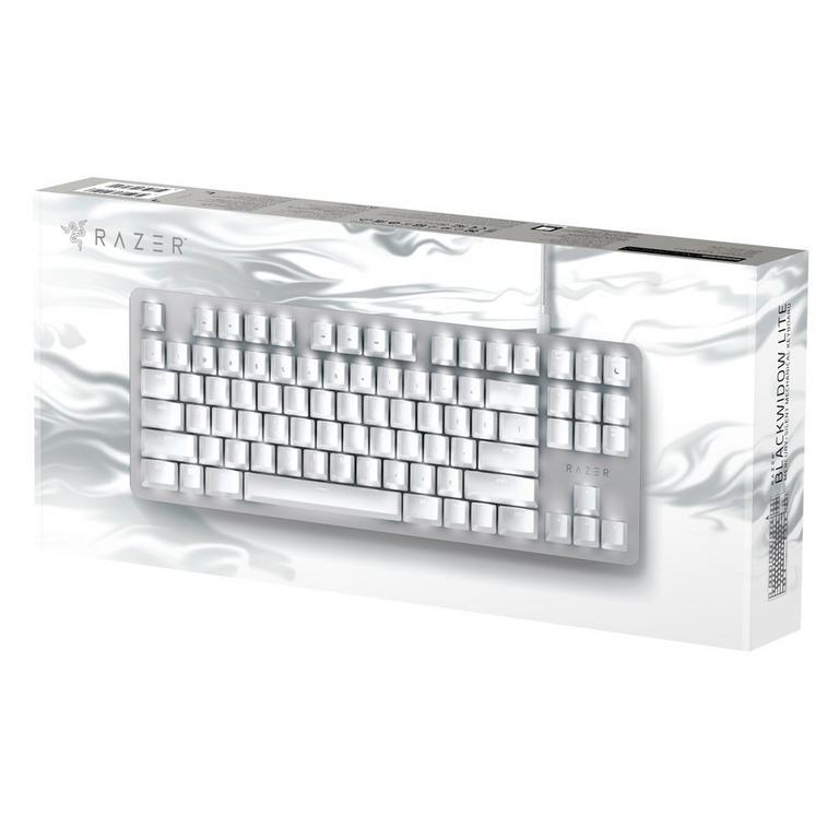 BlackWidow Lite Mercury Edition Wired Mechanical Gaming Keyboard