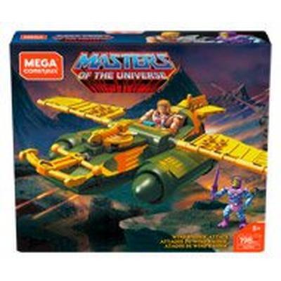 Mega Construx Probuilder Masters of the Universe Wind Raider Attack