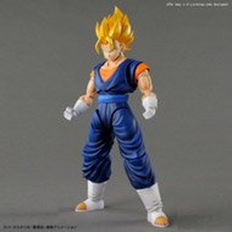 Dragon Ball Z Figure-Rise Super Saiyan Vegetto Model Kit