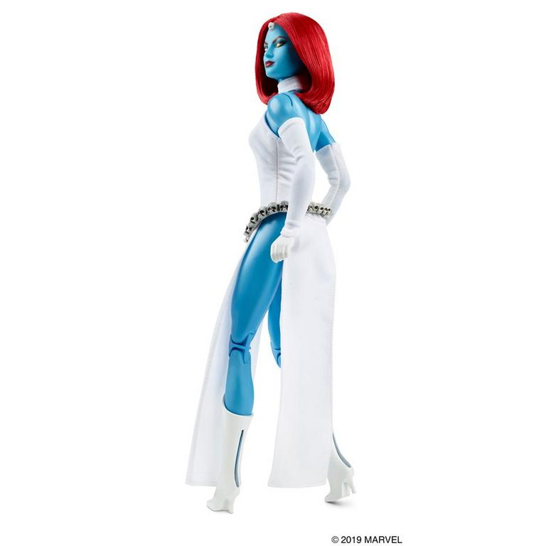 Marvel Mystique Barbie Collector Doll Summer Convention 2019 Only at GameStop