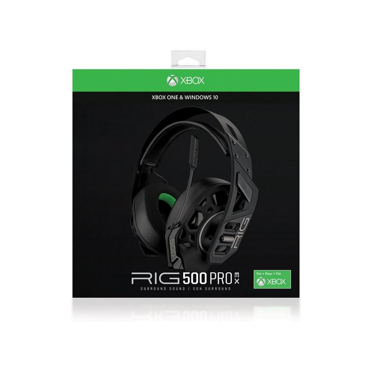 RIG 500 Pro EX Black Wired Gaming Headset for Xbox One