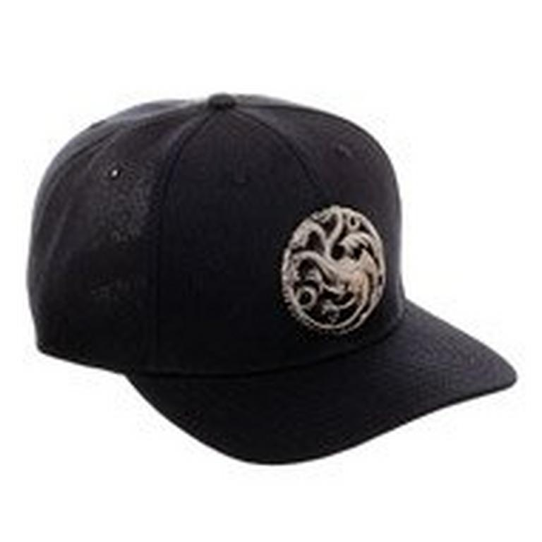 Game of Thrones House Targaryen Baseball Cap