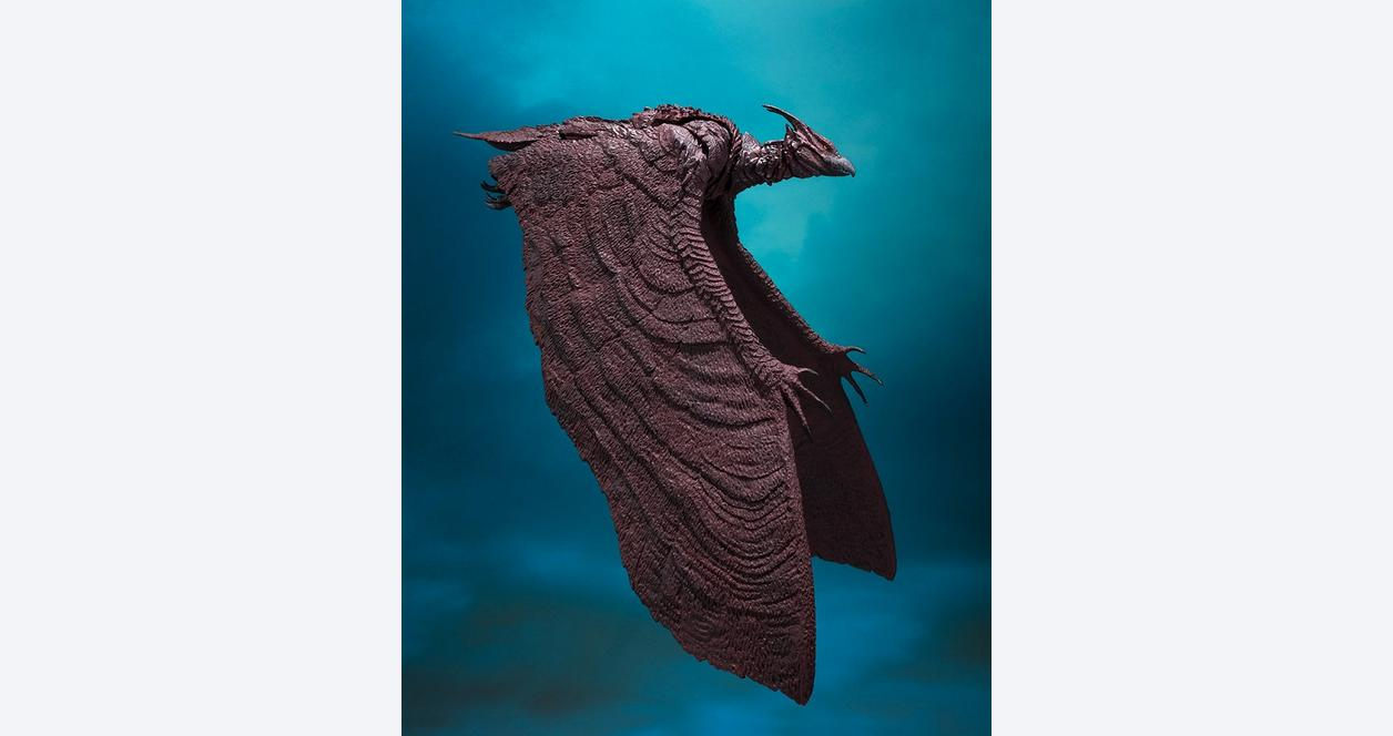 Godzilla: King of the Monsters S.H. Figuarts Mothra and Rodan Figure 2 Pack