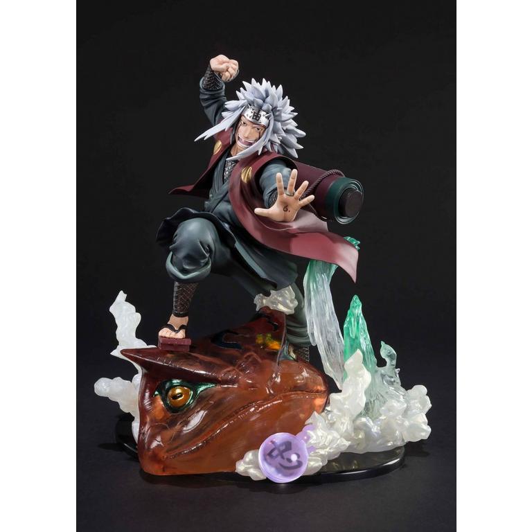 Naruto Shippuden Jiraiya Kizuna Relation Figuarts ZERO Statue